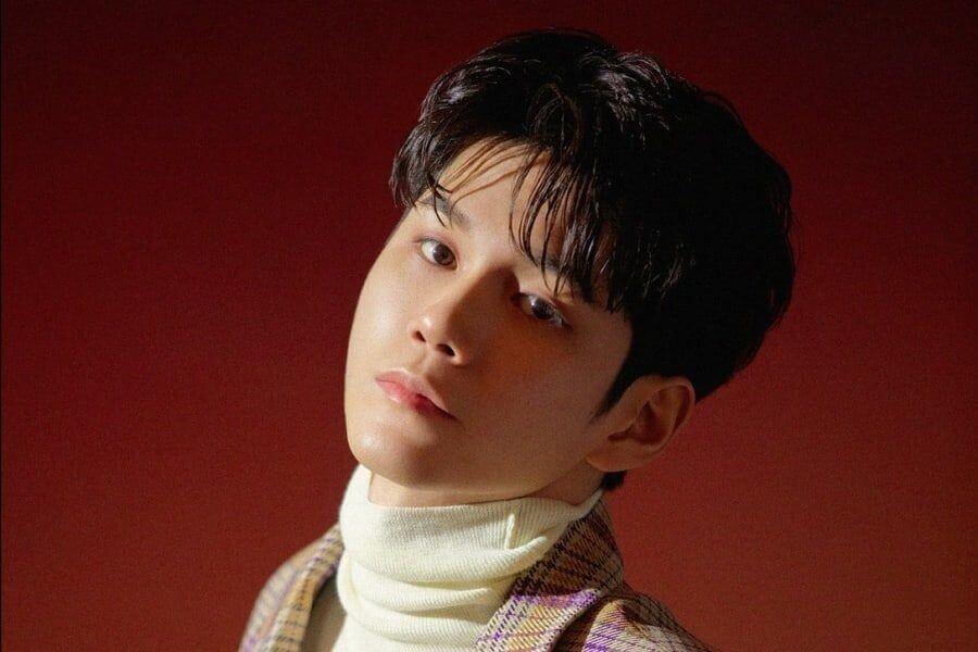 """Ong Seong Wu no topo do iTunes com """"LAYERS"""" Top Ídolos Mais Reputados de Março 2020"""
