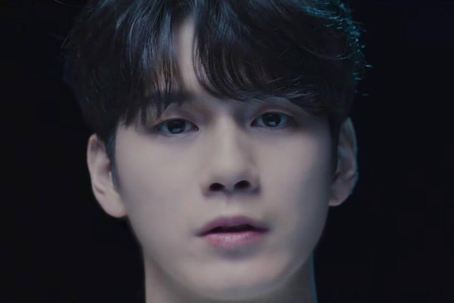 "Ong Seong Wu regressa com MV para ""Gravity"" Ong Seong Wu no topo do iTunes com ""LAYERS"""