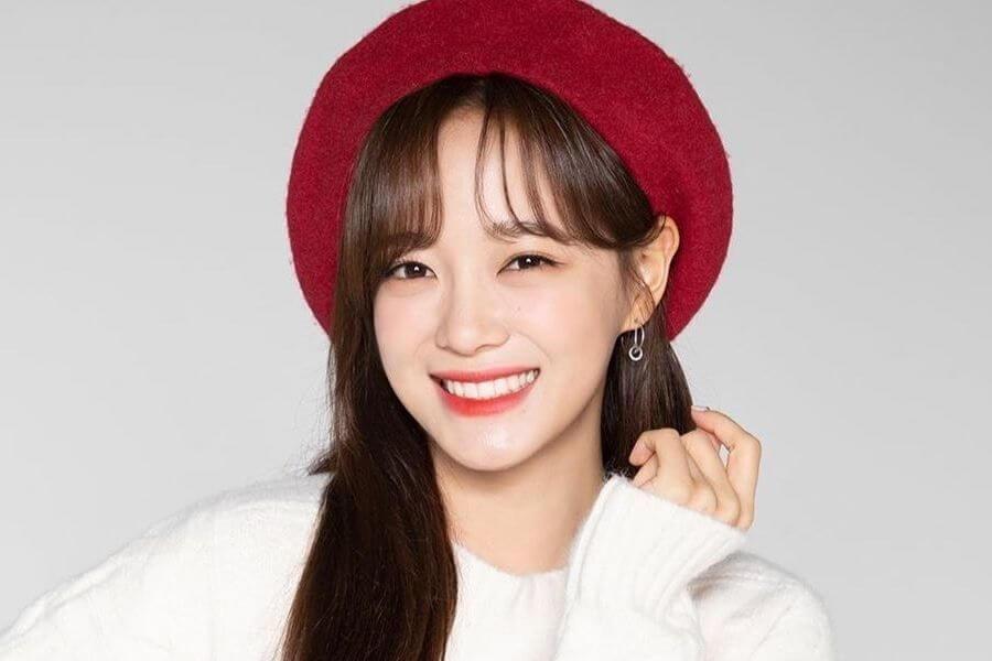 gugudan - Kim Sejeong anuncia 1º Mini Álbum a Solo