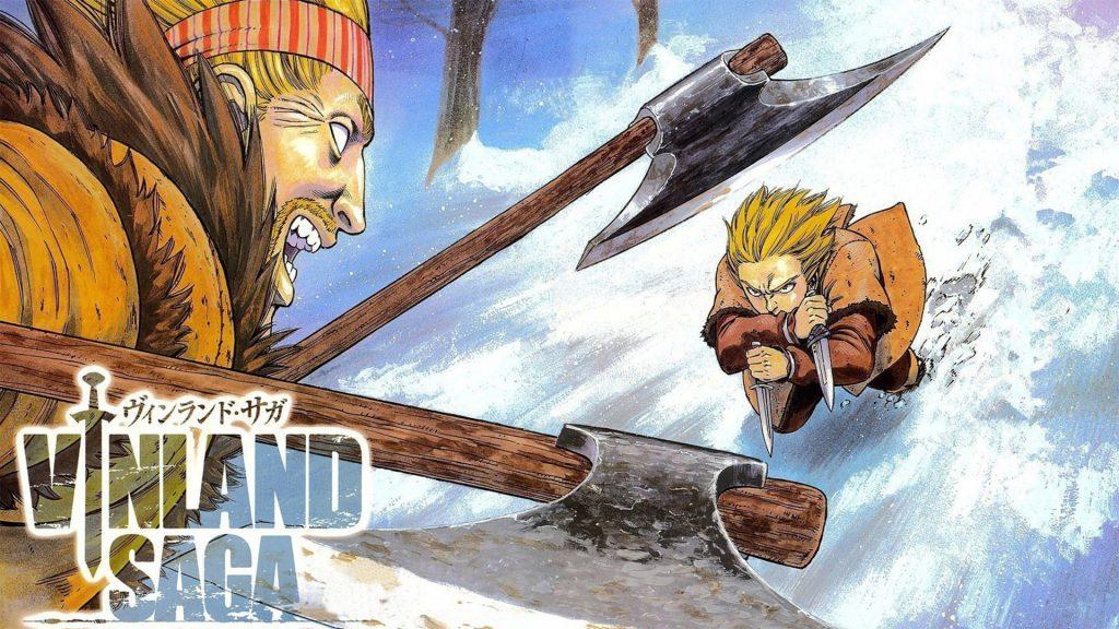 Vinland Saga - O anime está à altura do manga - capa