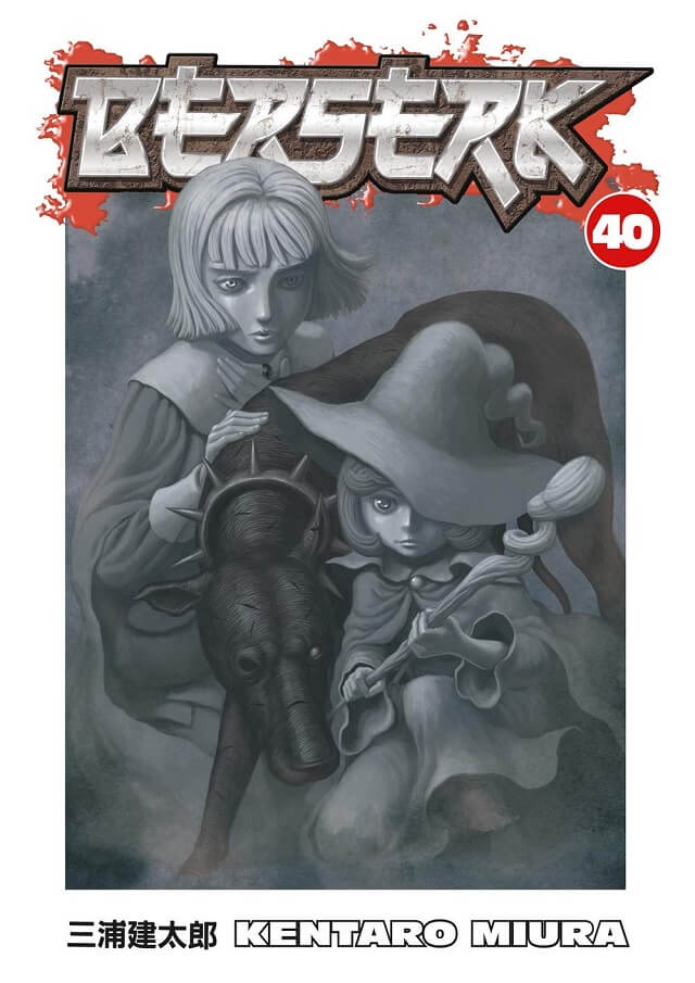 Berserk - Manga recebe Novo capítulo este Mês