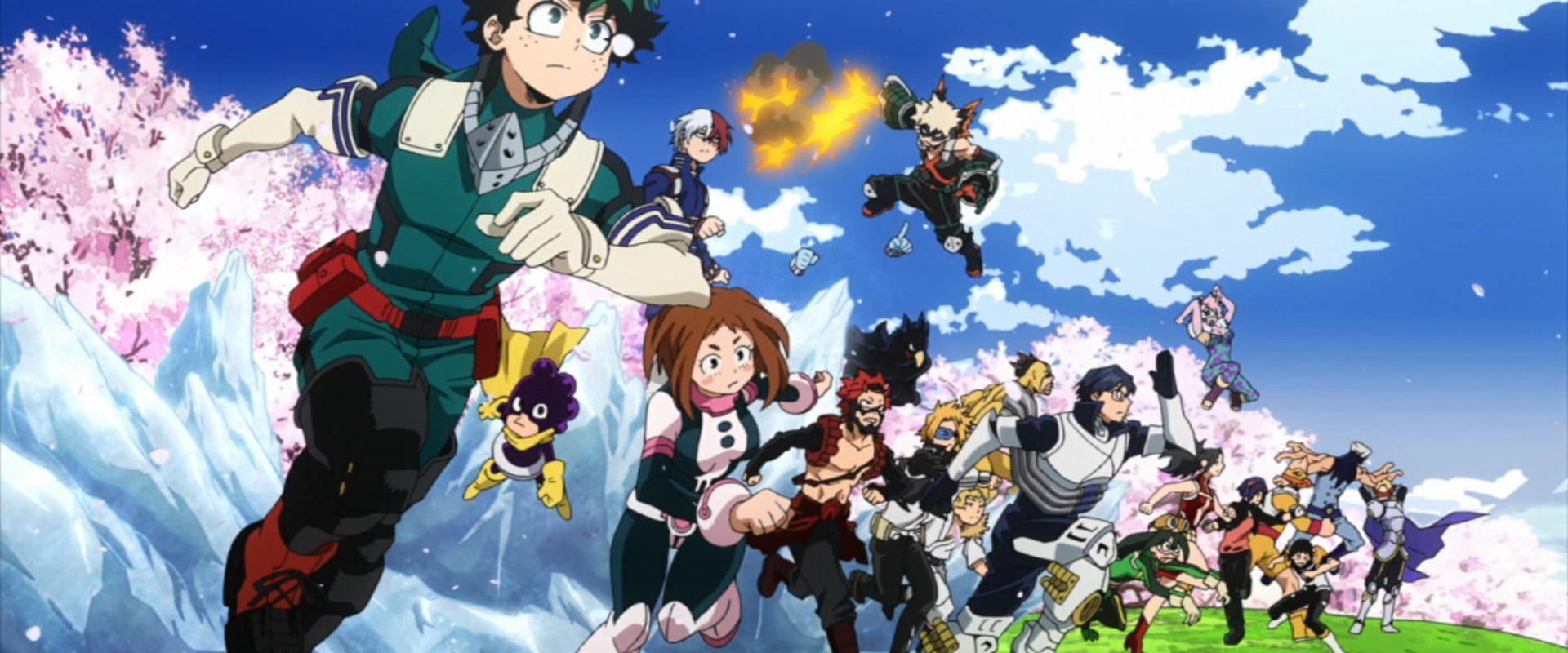 Boku no Hero Academia Temporada 4 - Análise