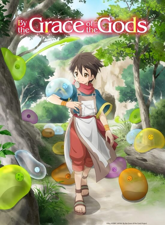 Kami-tachi ni Hirowareta Otoko - Anime recebe Vídeo Teaser