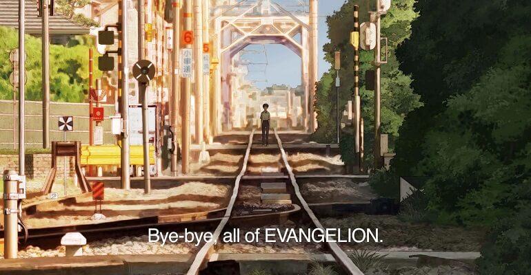 FILME EVANGELION: 3.0+1.0 ADIADO DEVIDO À COVID-19