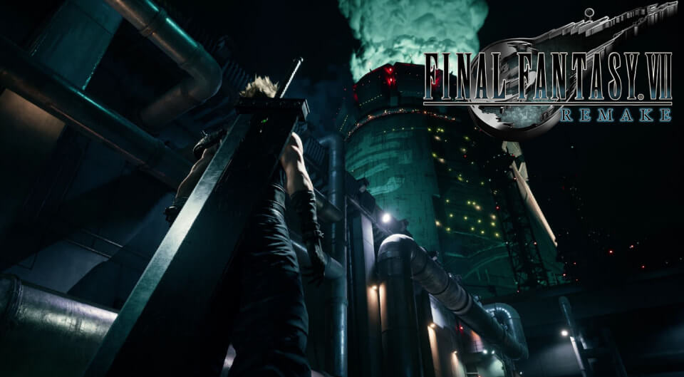Final Fantasy VII Remake final Trailer Imagem | Final Fantasy VII Remake - Cópias para a Europa adiantadas