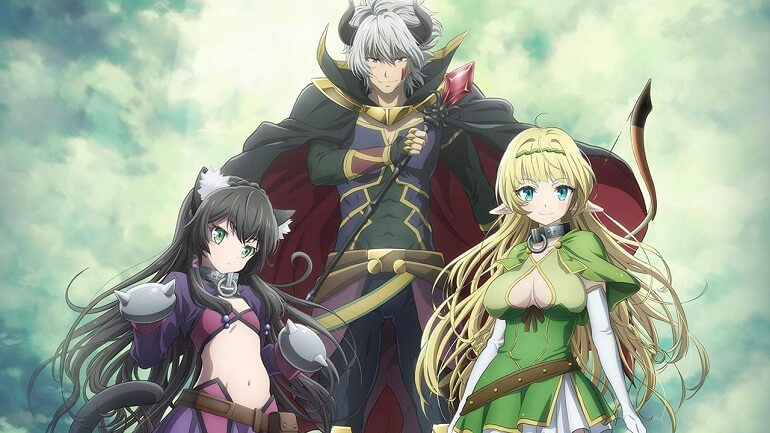 HOW NOT TO SUMMON A DEMON LORD RECEBE 2ª TEMPORADA