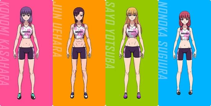 Iwa-Kakeru! Climbing Girls - Manga e Sequela recebem Anime