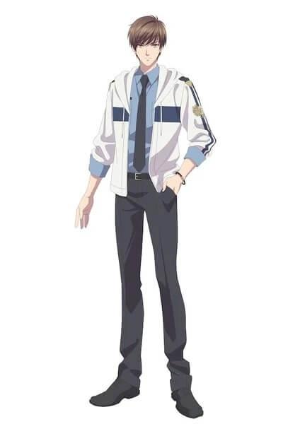 Haku character design
