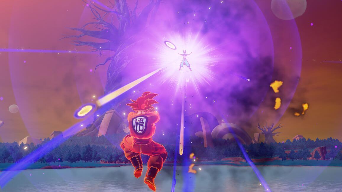 Dragon Ball Z - Kakarot DLC 1