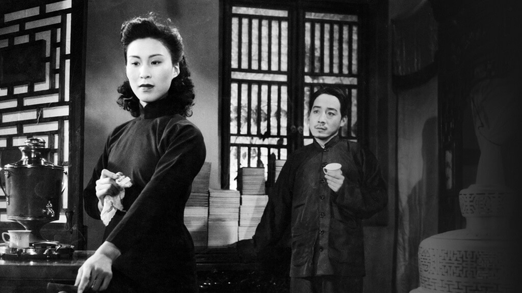 Spring In A Small Town 1948 cinema filme chines china imagem