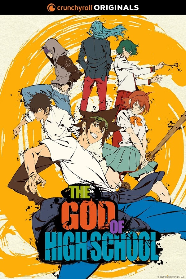 The God of High School - Anime recebe Teaser Oficial