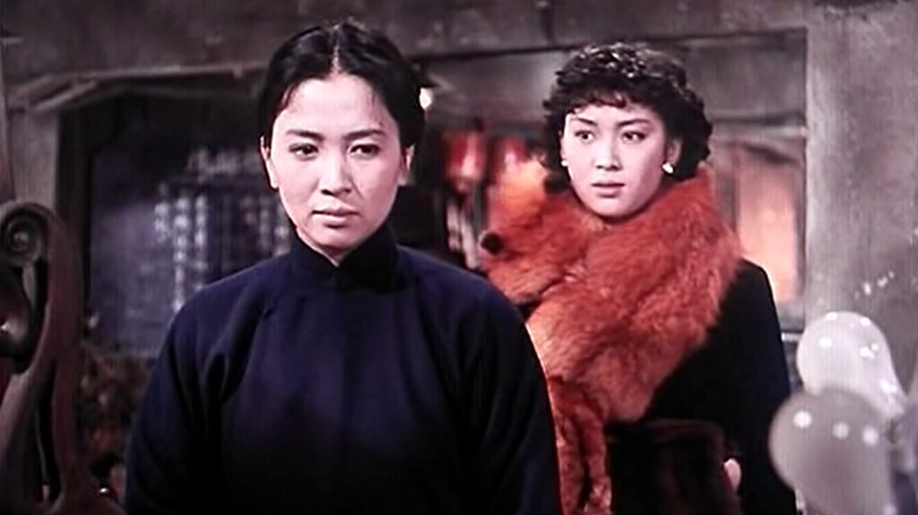 Two Stage Sisters 1965 cinema filme chines china imagem