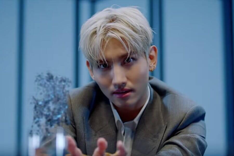 "TVXQ - Changmin no topo do iTunes com ""Chocolate"""