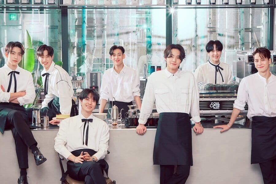 GOT7 lançam Teasers para Comeback na Primavera 2020