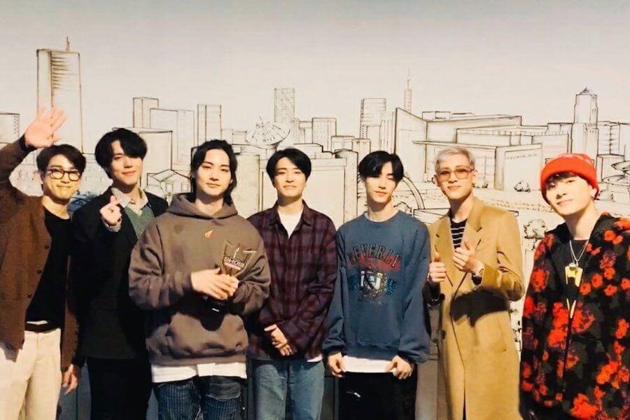 "GOT7 conseguiram 1ª Vitória para ""Not By The Moon"""
