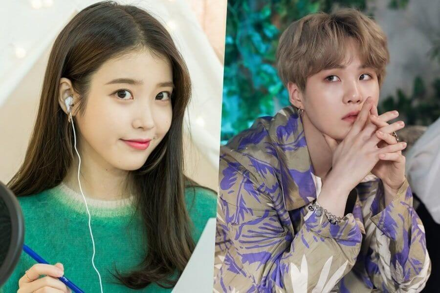 IU partilha 1º Teaser para Single Digital de Maio 2020 IU com Suga (BTS)