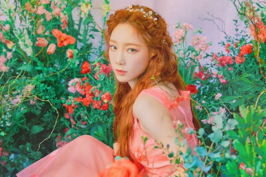 "Taeyeon anuncia Data para Novo Single ""Happy"""