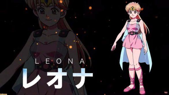 Dragon Quest Dai no Daibouken Leona