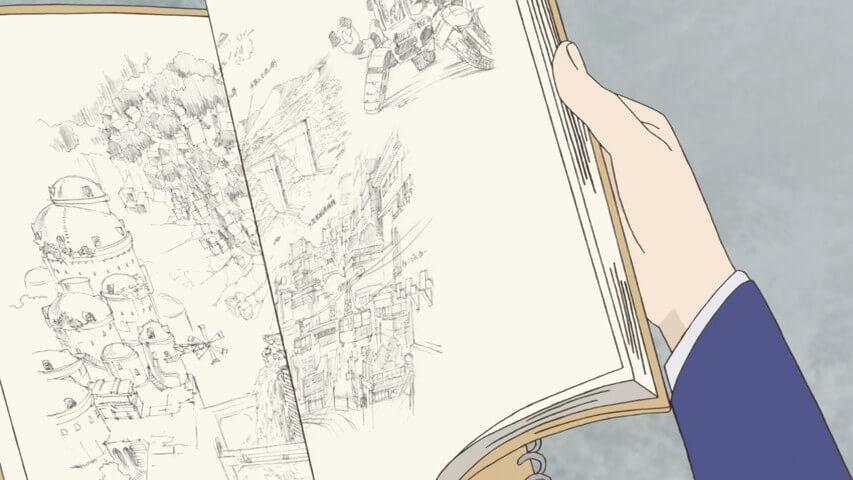 Eizouken - Um Anime sobre Animação quase Perfeito | Análise
