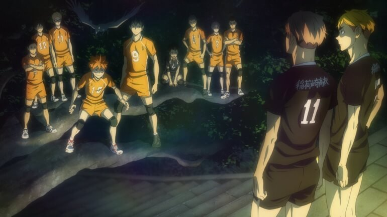 HAIKYUU!! TO THE TOP – 2ª PARTE ADIADA DEVIDO À COVID-19