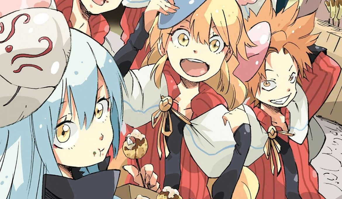 THAT TIME I GOT REINCARNATED AS A SLIME ANUNCIA ARC FINAL – LIGHT NOVEL