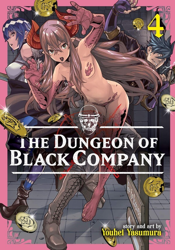 Meikyuu Black Company - Manga atinge'Clímax' no capítulo 30