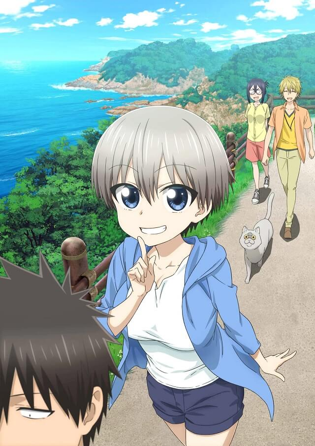 Uzaki-chan wa Asobitai! – Anime revela segundo Vídeo Promo