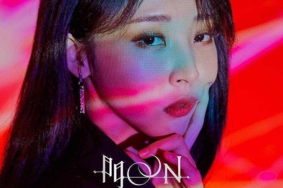 Moonbyul das MAMAMOO anuncia um Álbum Recompilado