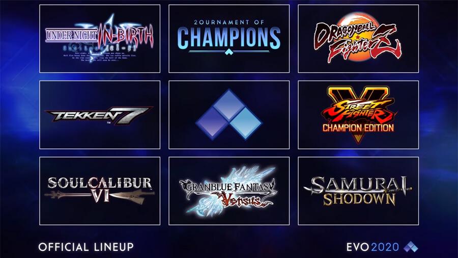 EVO Online 2020 - Torneio de Jogos de Luta Revela Novidades