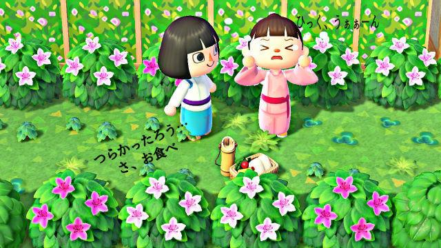 Jogador recria cenas de Spirited Away em Animal Crossing