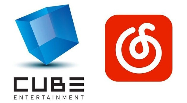 Cube Entertainment faz parceria com a NetEase Cloud