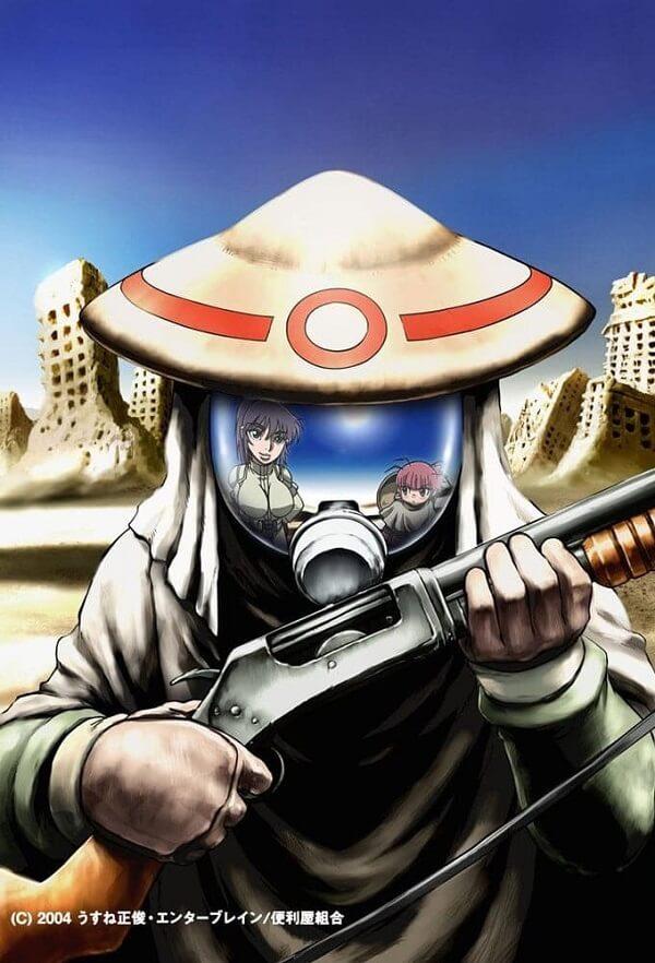 Desert Punk - Manga termina em 2 Capítulos