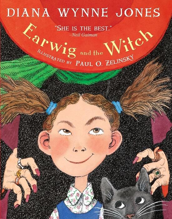 Studio Ghibli produz Filme Anime CG de Earwig and the Witch