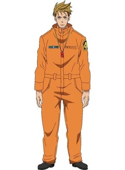 Fire Force - Daisuke Ono junta-se ao Elenco do Anime