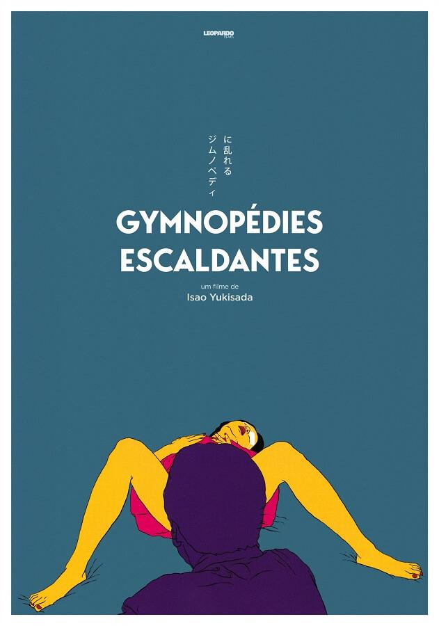 Gymnopédies Escaldantes poster oficial filme japones isao yukisada Ciclo Roman Porno disponível na Filmin Portugal