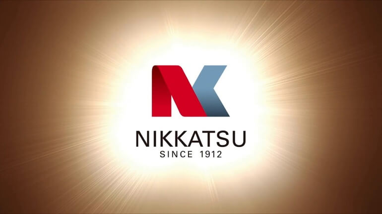 Nikkatsu logo imagem oficial roman porno