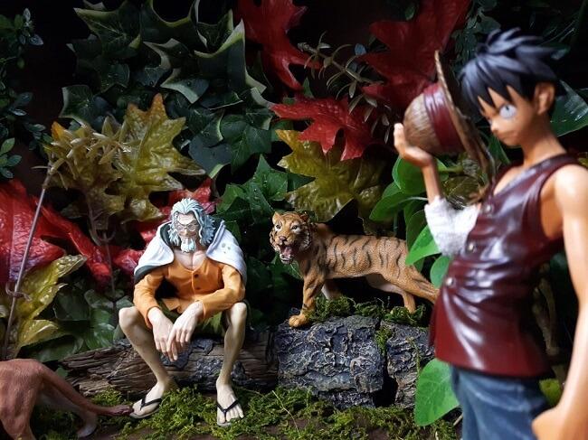 One Piece - Fã recria cenas icónicas com Colecção de Dioramas