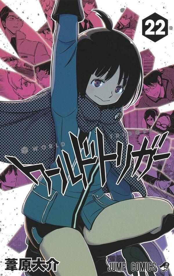 World Trigger - Manga de novo em Hiato de 1 Mês
