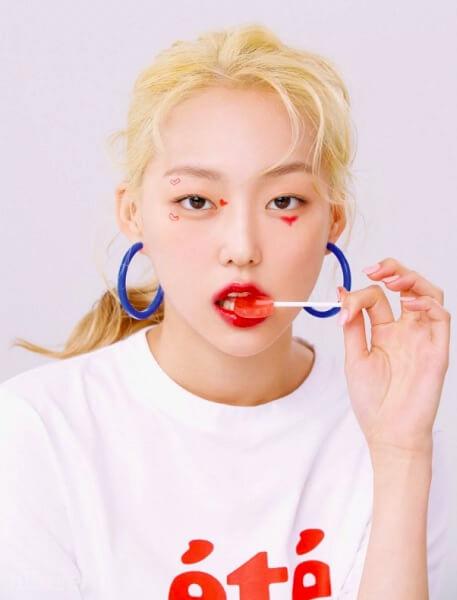 Yeeun das CLC fala sobre Gostos Pessoais de Maquilhagem