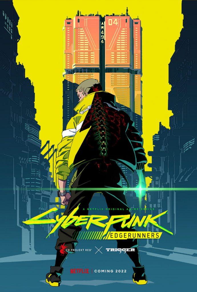 Cyberpunk 2077 - Jogo recebe Adaptação Anime
