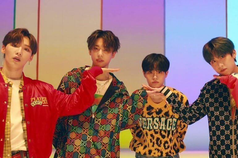 AB6IX lançam o seu MV para THE ANSWER
