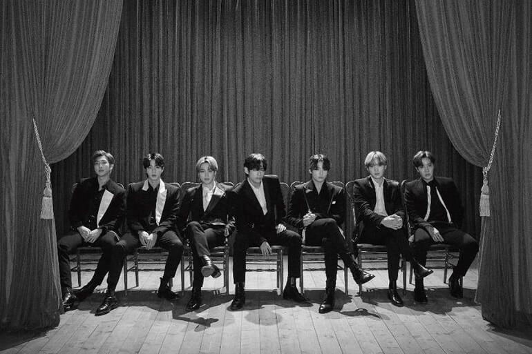 BTS no topo do iTunes com Stay Gold Top Grupos Mais Reputados de Junho 2020