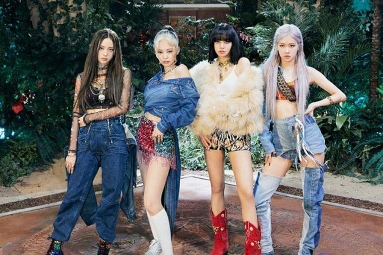 """How You Like That"" das BLACKPINK estreia-se na UK Chart"