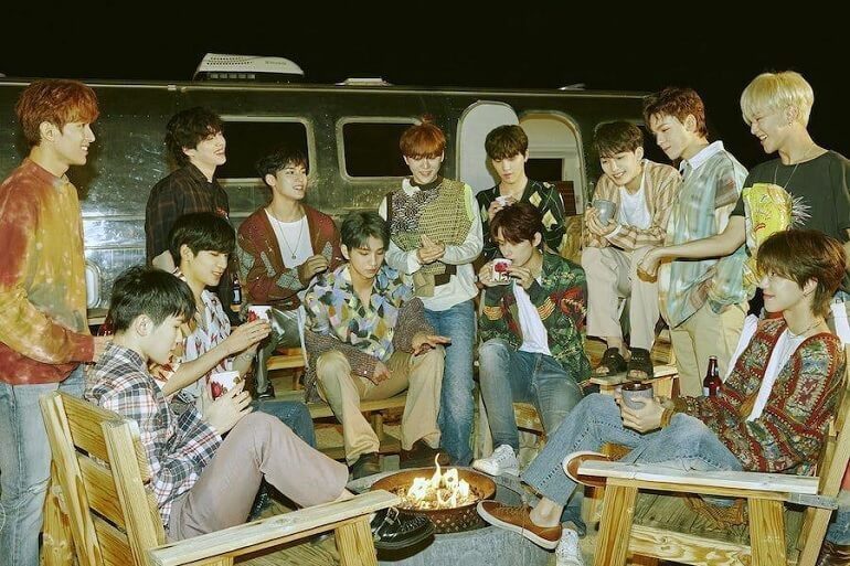 SEVENTEEN vão estrear Novo Álbum em Comeback Show