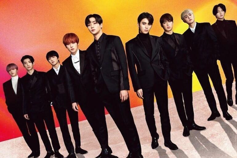 SF9 conseguem 2º Lugar na Oricon com Good Guy Top Boy Groups Mais Reputados de Julho 2020 - KPOP