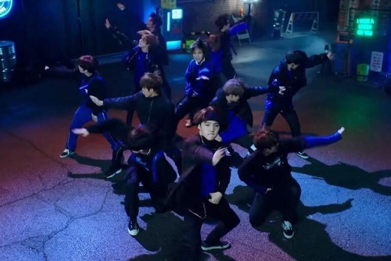 TREASURE lançam Vídeo de Dança para música de A$AP Rocky