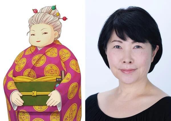 Fushigi Dagashiya Zenitendou - Anime revela Estreia