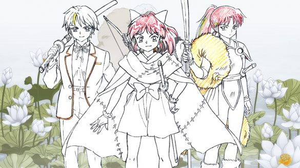 Inuyasha – Anime spinoff revela novo Poster Promocional