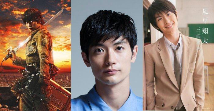 Faleceu Haruma Miura - Eren nos live-action de Attack On Titan
