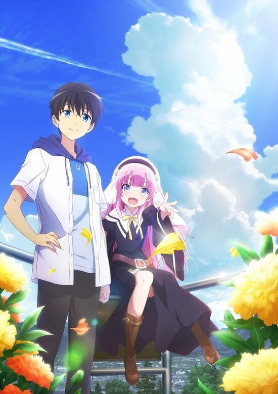 Kami-sama ni Natta Hi - Anime Original revela Vídeo Promocional